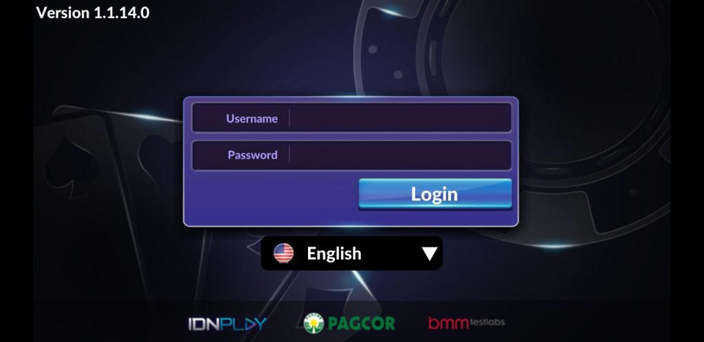 login-osgpoker-mobile